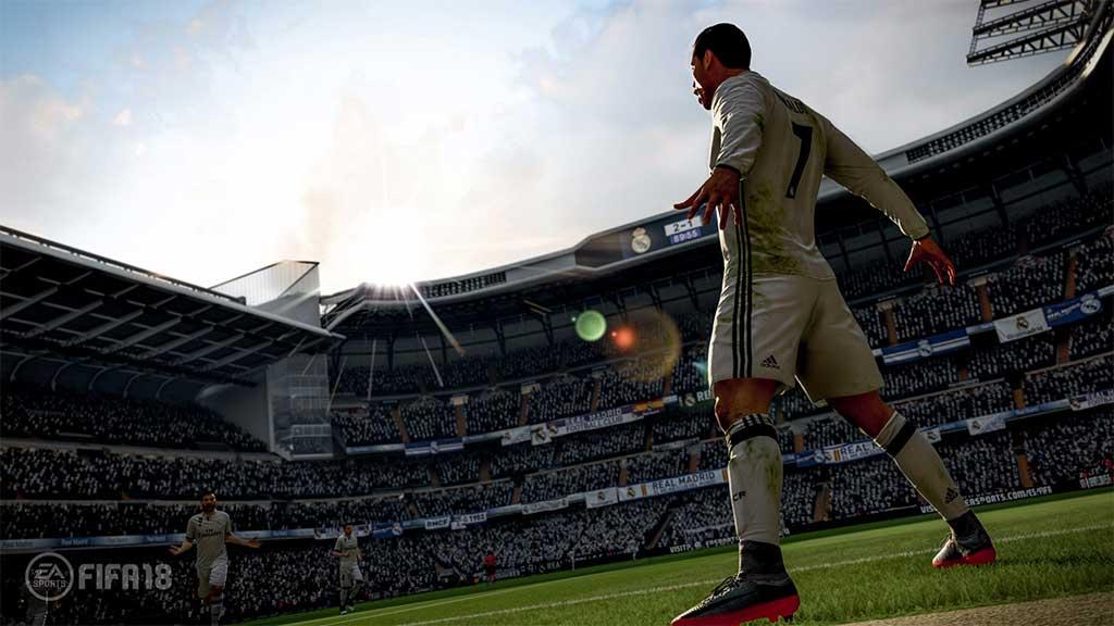 Обзор игры FIFA 18