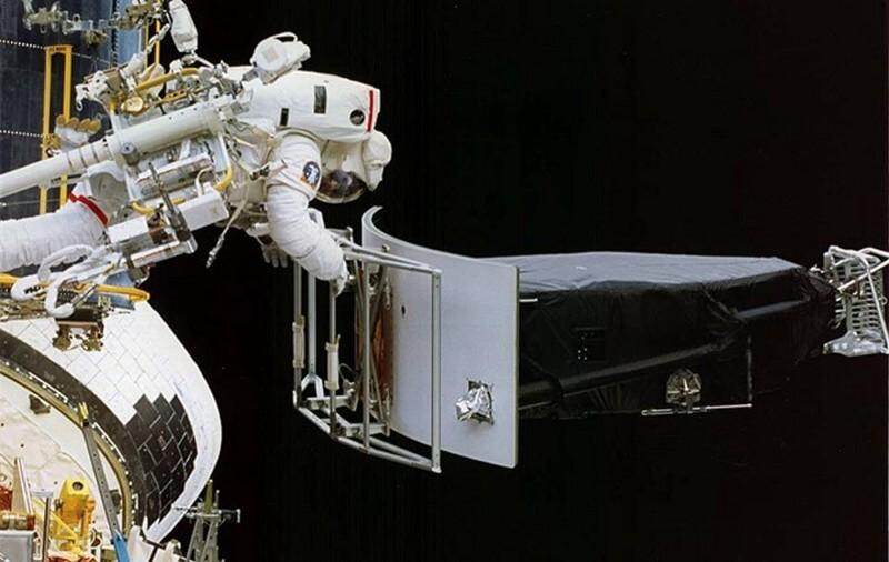 Пять фотографий NASA, которые изменили мир (8 фото)