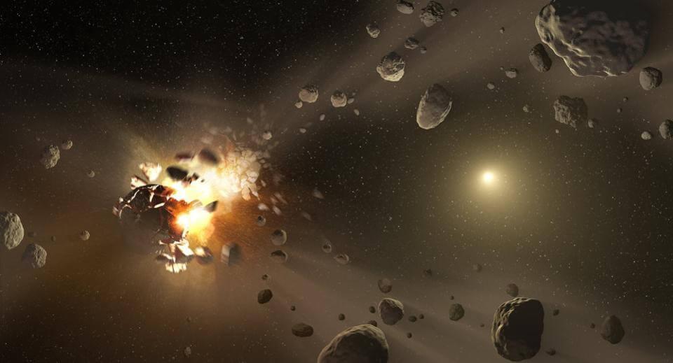 Четыре сценария настоящего конца нашей планеты (9 фото)