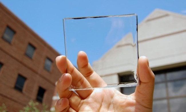 Учёные считают, что будущее энергетики за прозрачными солнечными панелями