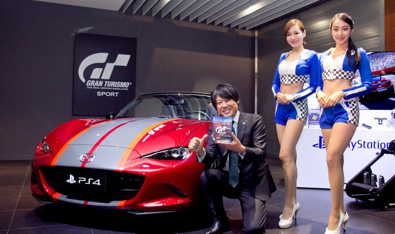 Эксклюзивное издание игры Gran Turismo Sport содержит в себе настоящий автомобиль
