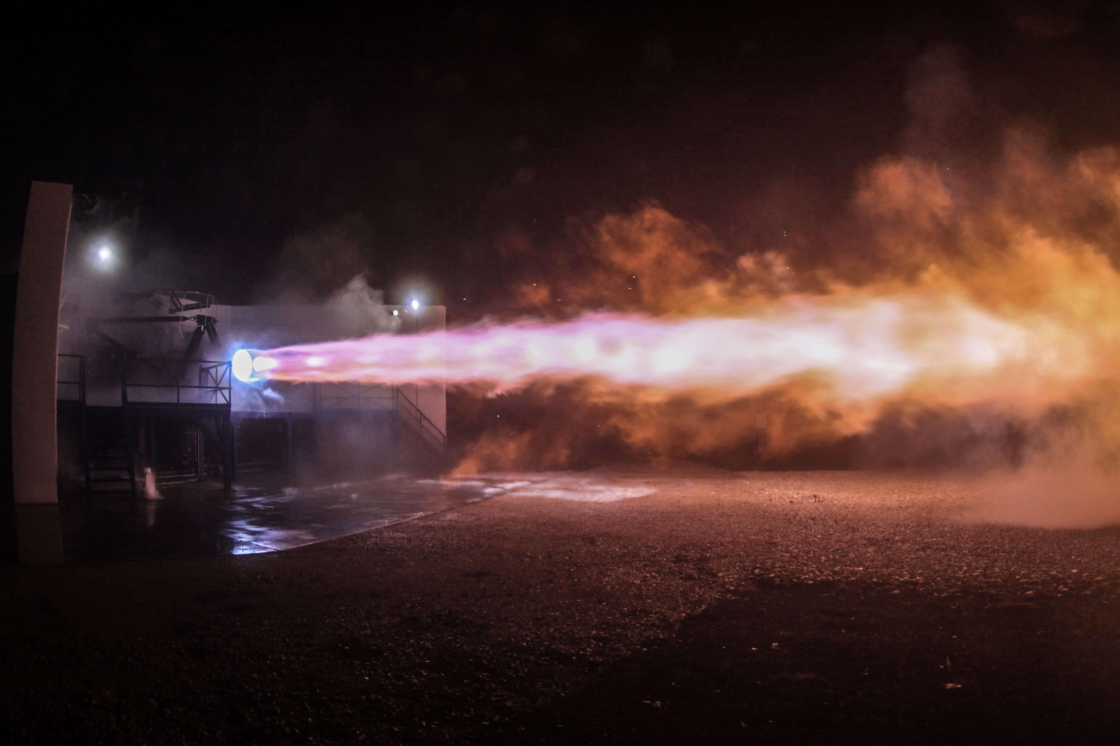 Илон Маск: ракета с двигателем Raptor будет безопаснее авиалайнера