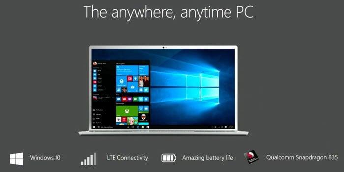 Snapdragon PC — зачем нужны и когда выйдут?