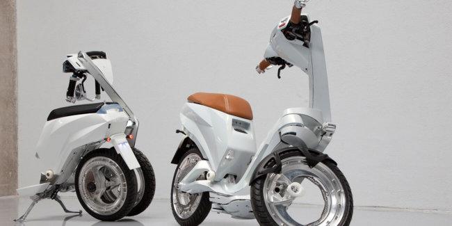 В Российской Федерации начнут производить электромопеды поцене иномарки— Чубайс