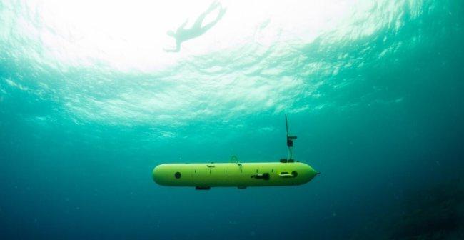 HydroCamel II: первая автономная роботизированная подводная лодка из Израиля