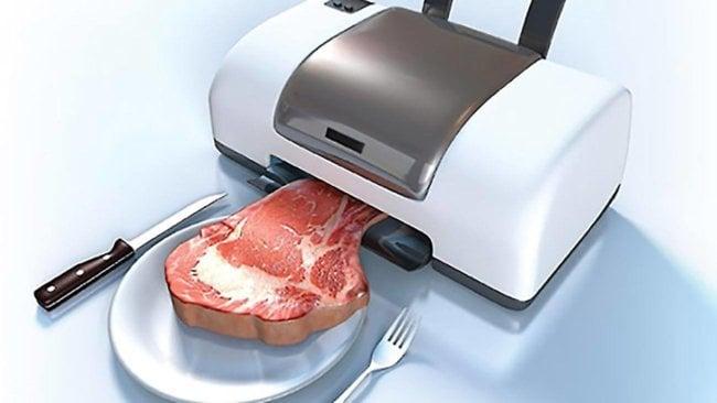3D-принтер для печати еды появится на каждой кухне в ближайшие годы