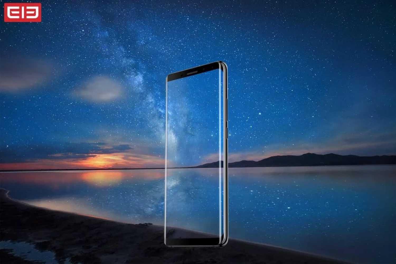 Безрамочный AMOLED-смартфон покусится на лавры Galaxy S8