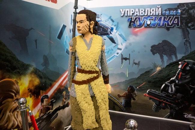 Новости Звездных Войн (Star Wars news): #ИгроМир | Фотоотчёт с российской выставки «ИгроМир 2017»