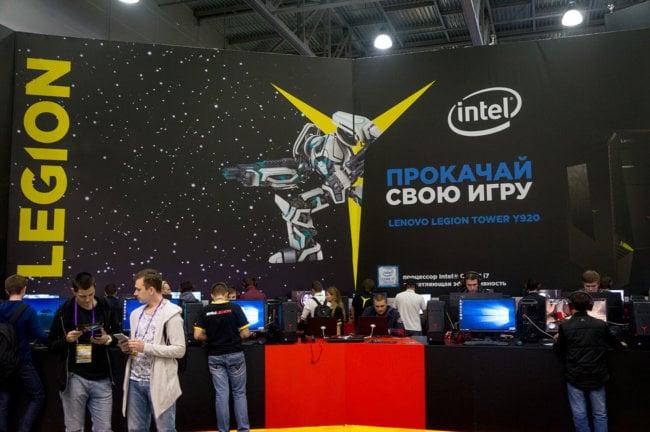 #ИгроМир | Фотоотчёт с российской выставки «ИгроМир 2017»