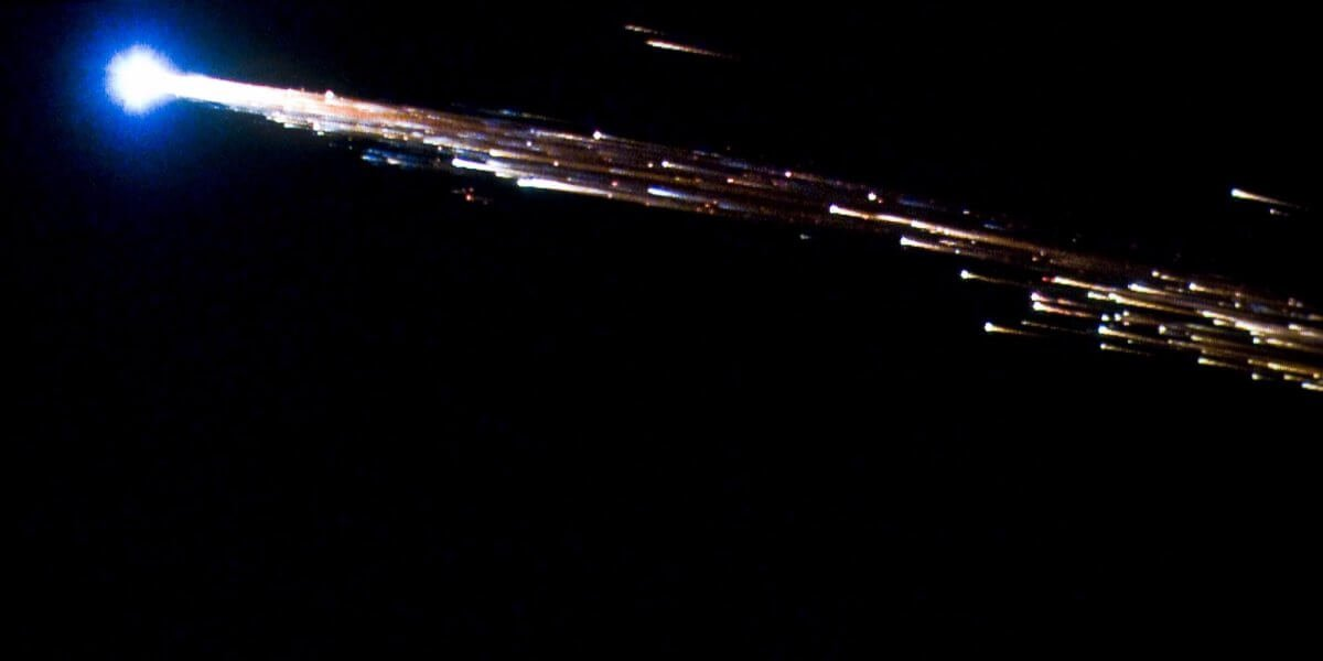 Кладбище космических кораблей: что это и где находится? (4 фото)