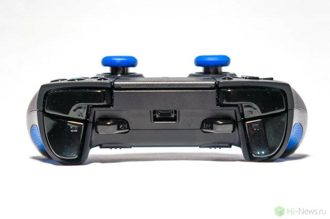 Обзор профессионального игрового контроллера Razer Raiju