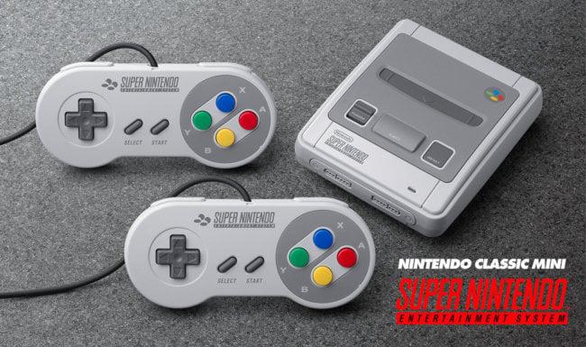 Обзор Nintendo Classic Mini