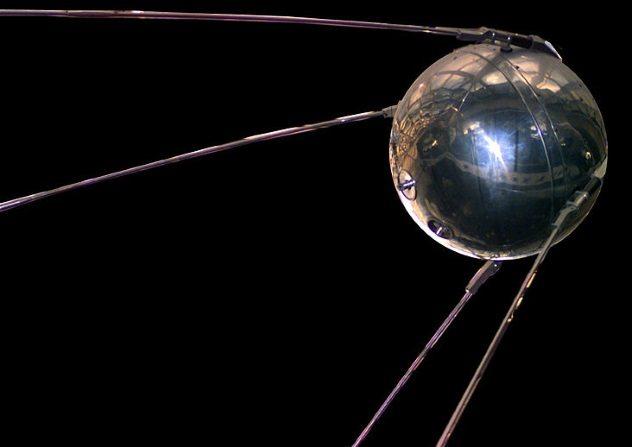 10 удивительных фактов о «Спутнике-1», посвященных его 60-летию (10 фото)