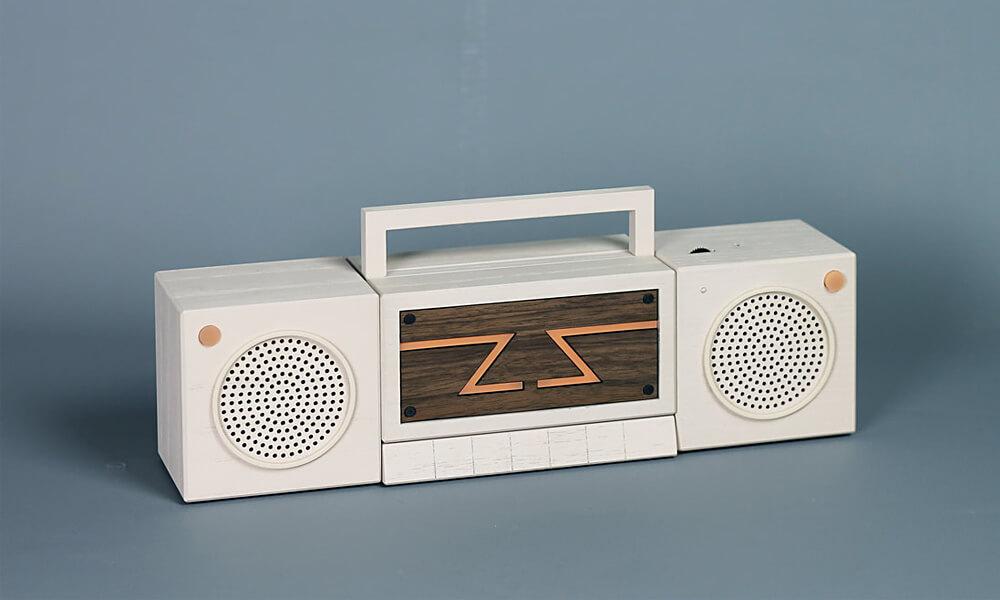 Zette System — дизайнерская ретро-консоль за бешеные деньги
