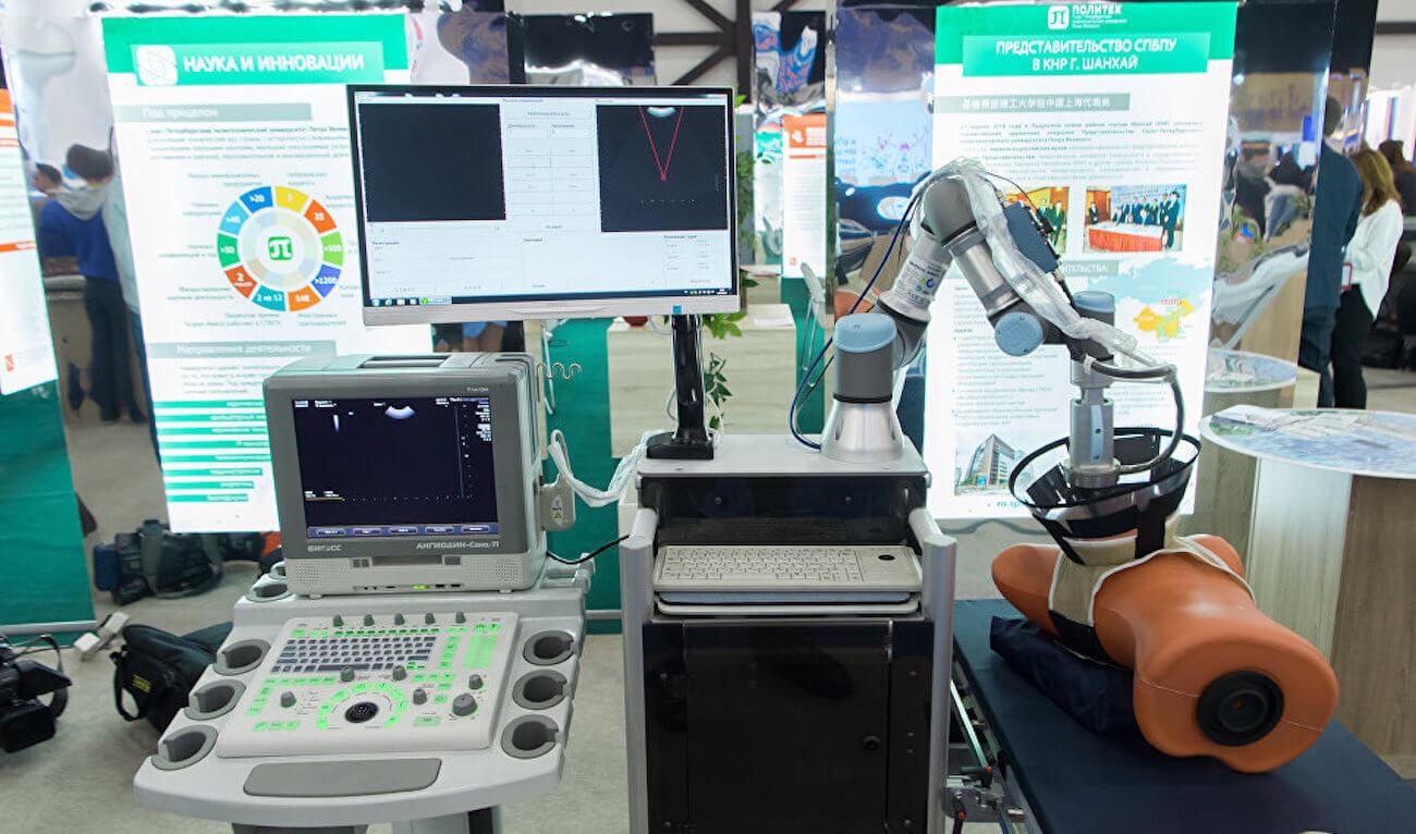 В Российской Федерации создали аппарат для удаления опухолей при помощи ультразвука