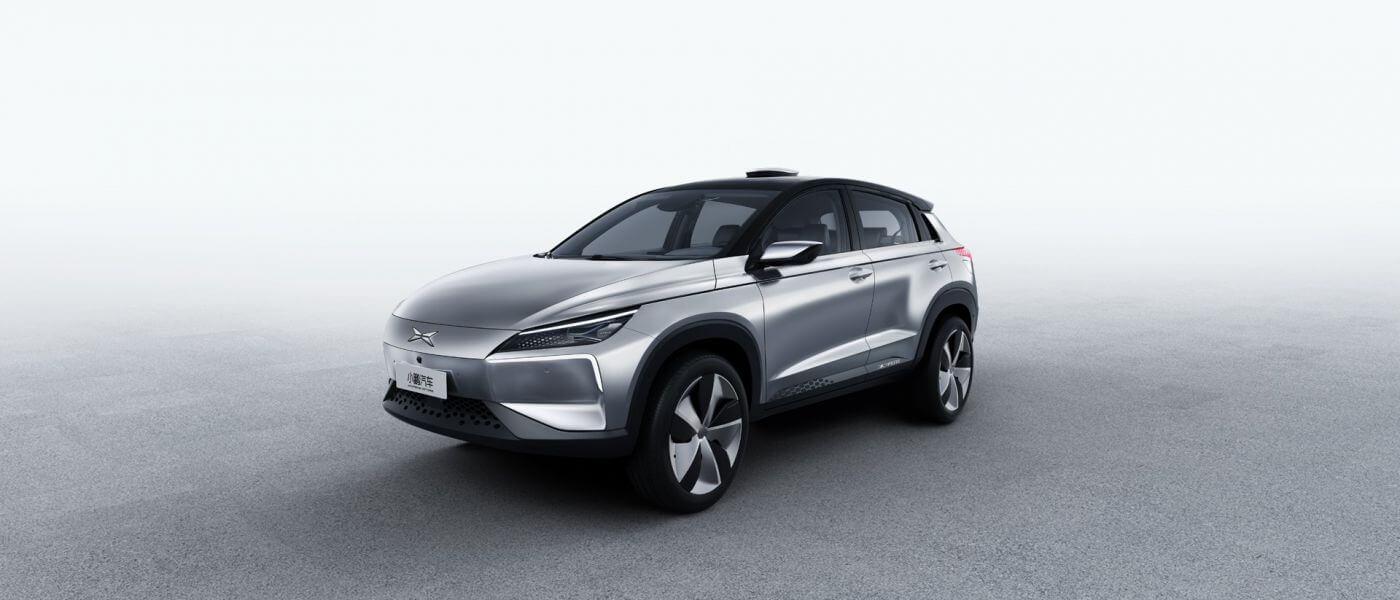 Представлен китайский «клон» Tesla Model X