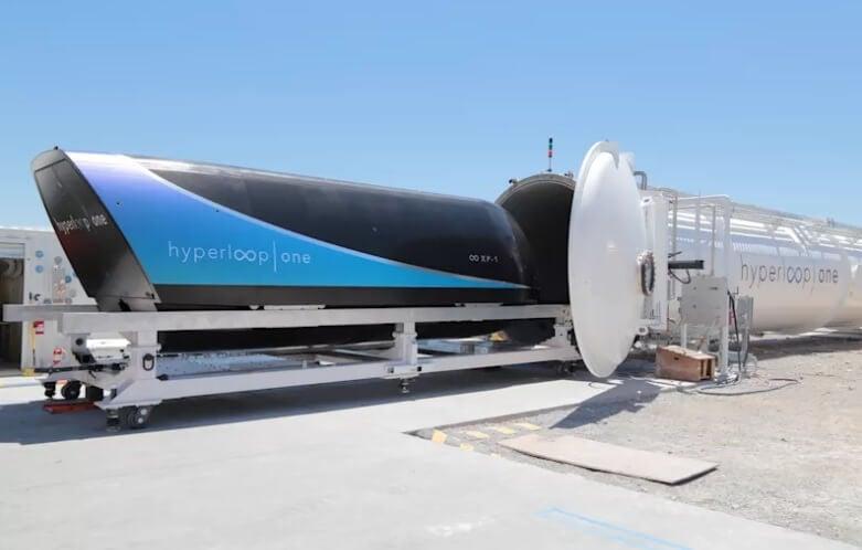Ричард Брэнсон инвестировал вHyperloop One