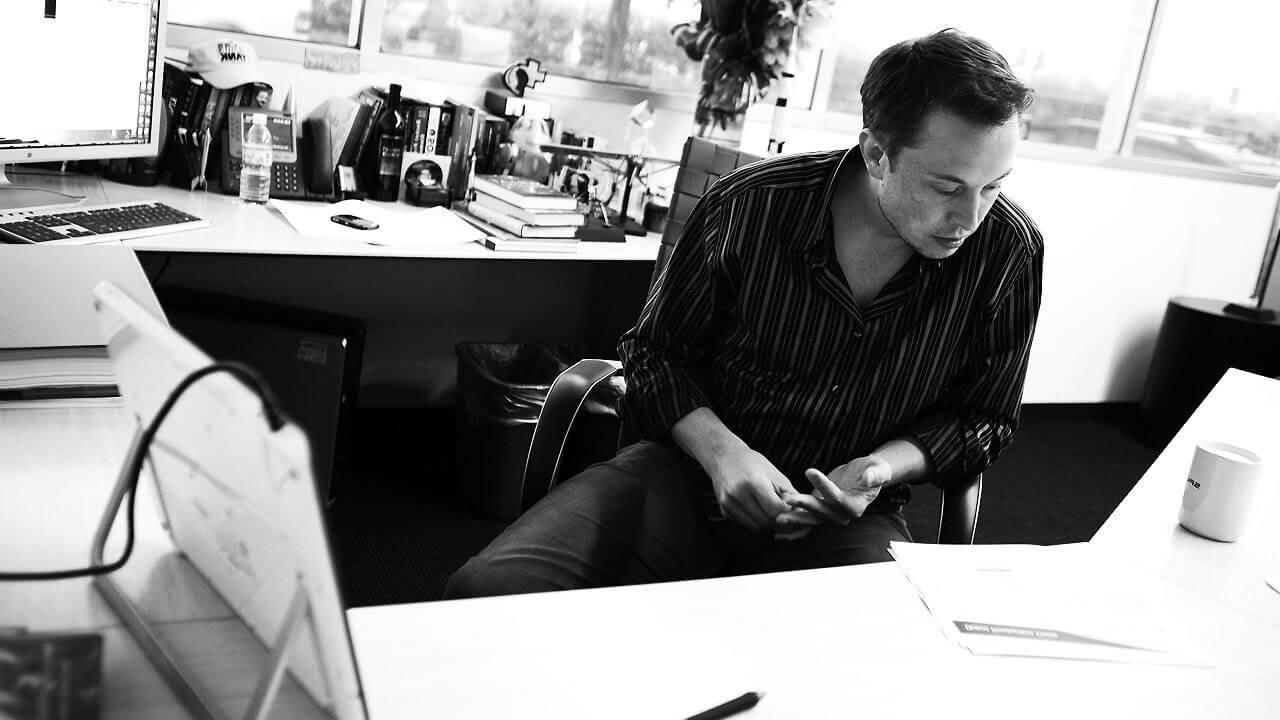 Секреты трудоголика: как работает Илон Маск? (5 фото)