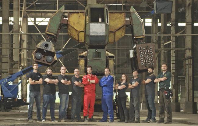 Роботы-гиганты сойдутся врукопашном бою— США против Японии