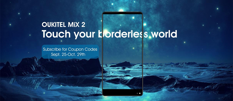 Не можете позволить себе Xiaomi Mi Mix 2? Есть вариант дешевле