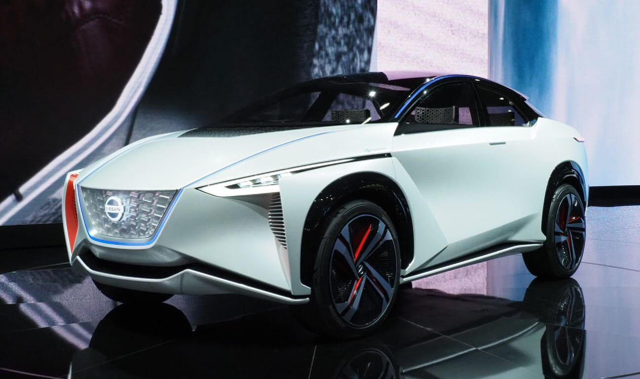 Электрокар Nissan IMx будет изучать своих пассажиров и общаться с ними