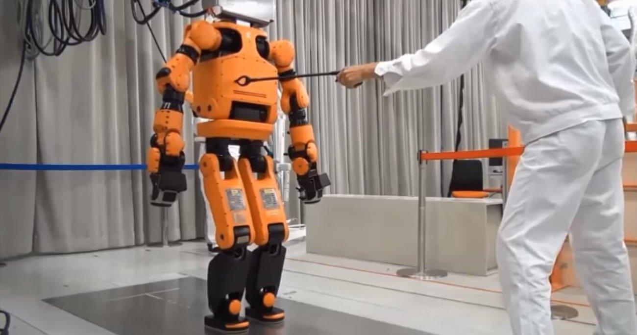 E2-DR: робот, который сможет работать в самых экстремальных условиях