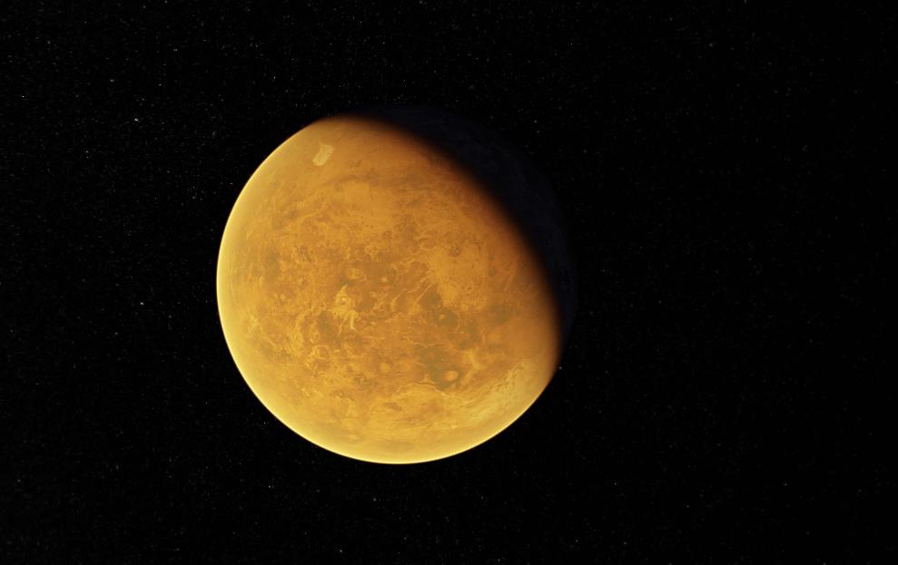ВGoogle Maps сэтого момента доступна карта Солнечной системы
