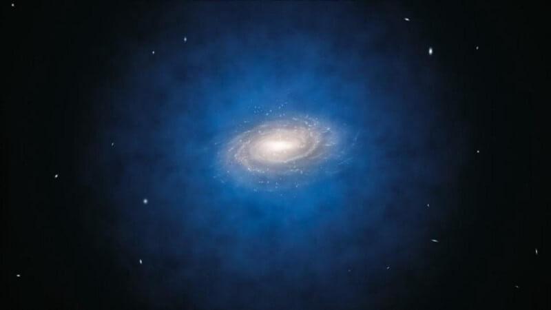 Что, если бы вы стали… темной материей?