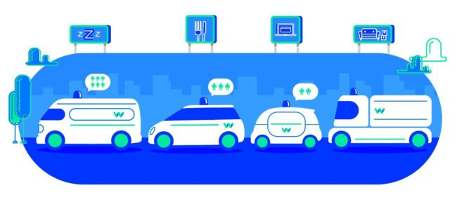 Полностью автономные такси Waymo начнут работу в ближайшие месяцы (+видео)