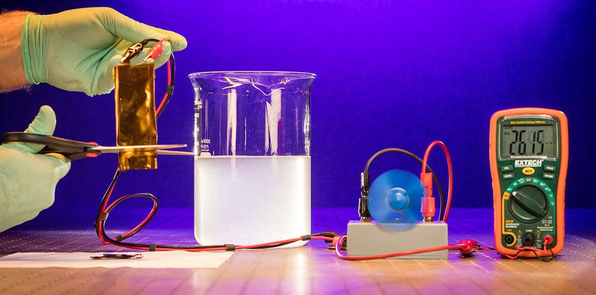 Разработана «бессмертная» литий-ионная батарея