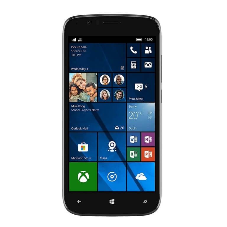 Новый Windows-смартфон представлен. Для кого?