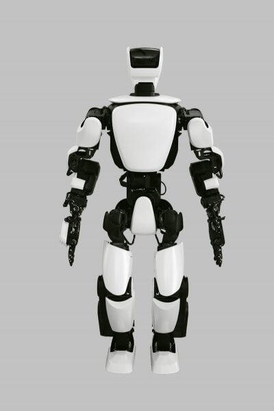 Toyota показала человекоподобного робота для покорения космоса (2 фото + видео)