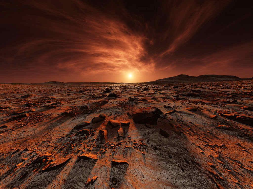 Колонизируй или вымри: зачем нам так нужен Марс? (5 фото)