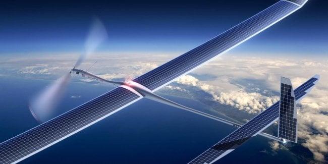 Фейсбук иAirbus займутся совместной разработкой интернет-дронов
