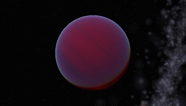 Ученые отыскали экзопланету ссутками в27 тыс. лет