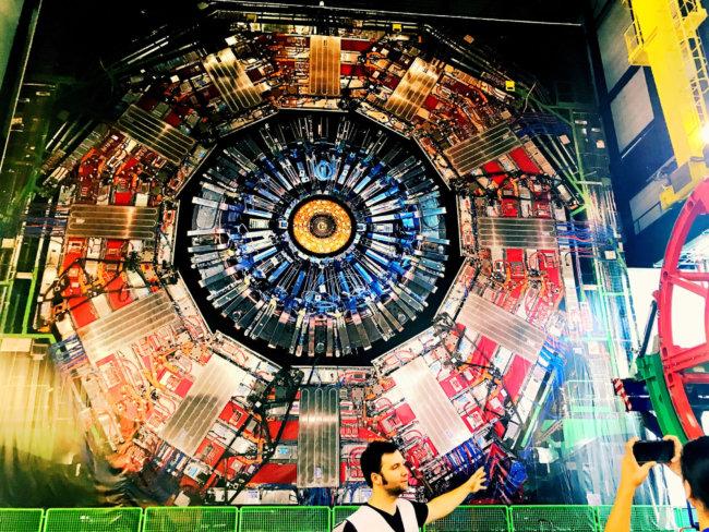 ЦЕРН снова «нащупал» новую физику