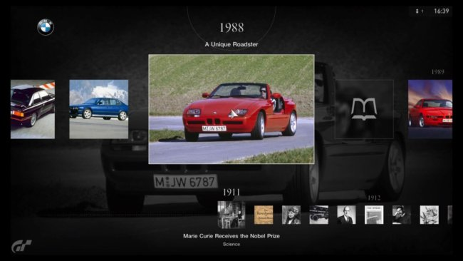 Обзор игры Gran Turismo Sport