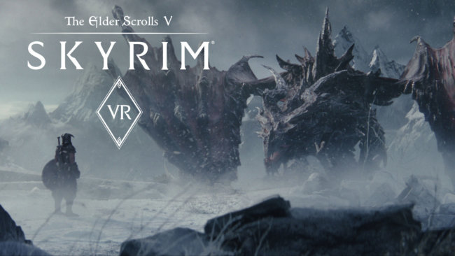 Обзор игры The Elder Scrolls V: Skyrim VR
