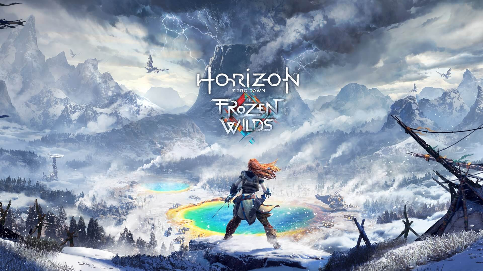 Обзор дополнения The Frozen Wilds для игры Horizon Zero Dawn