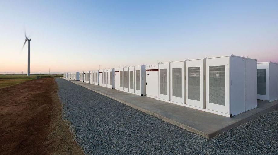 Tesla построила вАвстралии мощный вмире аккумулятор— ABC