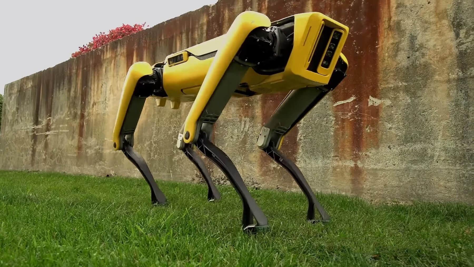 #видео дня | Boston Dynamics представила своего нового робота