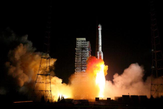 КНР представил «дорожную карту» развития космической транспортной системы