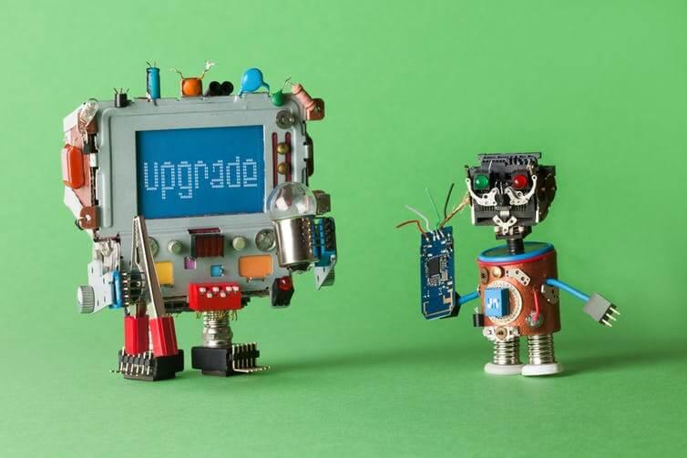 Кем работать, если роботы захватят мир? (5 фото)