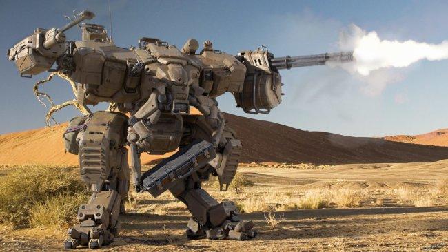 В России появится завод для постройки боевых роботов