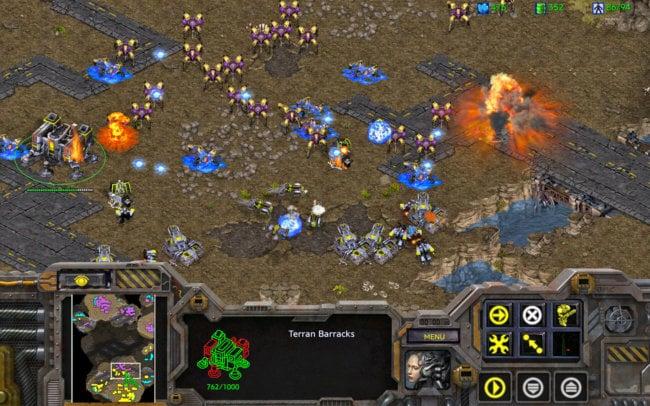 Это вам не го: люди играют в StarCraft лучше роботов. Пока…