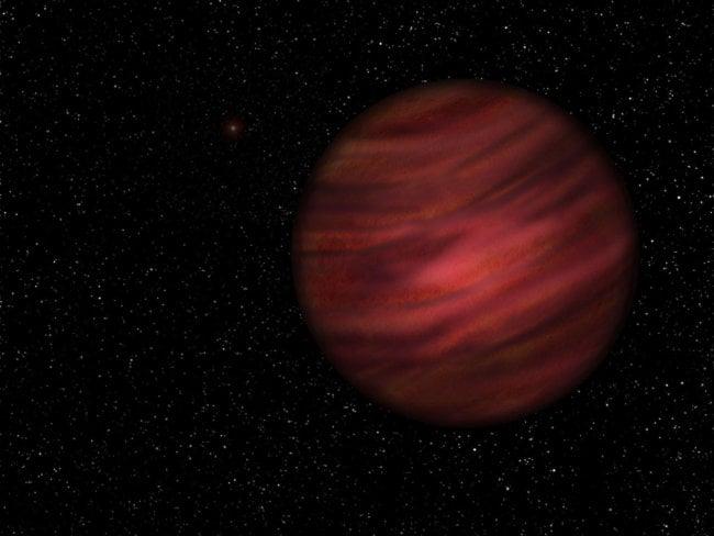 Астрономы обнаружили экзопланету с орбитальным периодом 27 000 лет (3 фото)