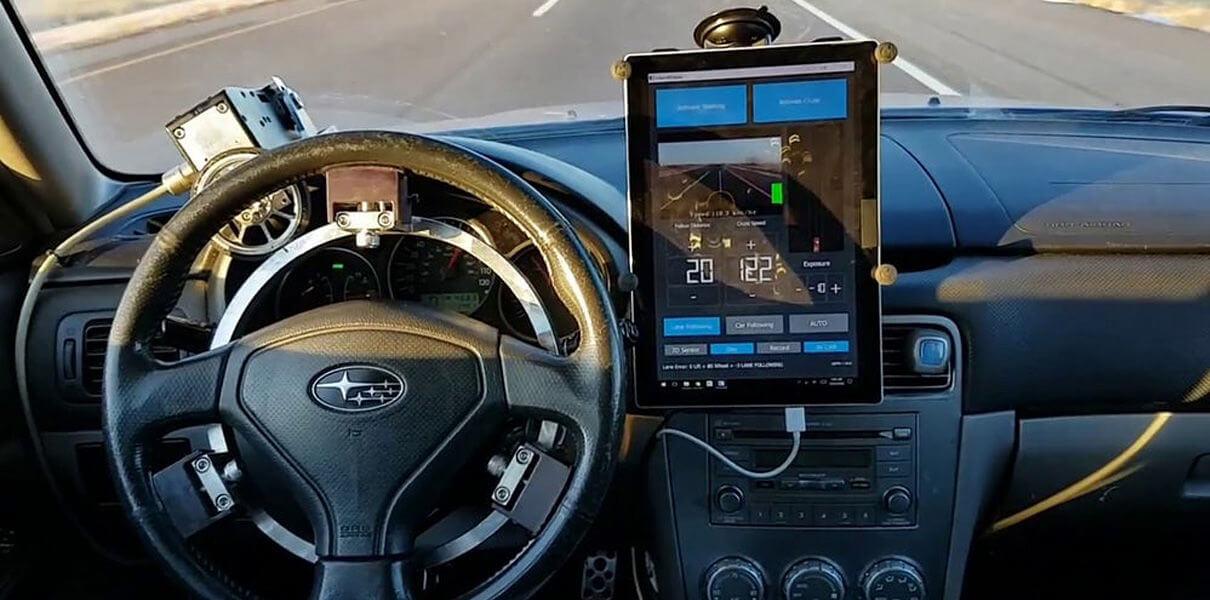 Система X-Matic превратит любое авто в беспилотник (+видео)