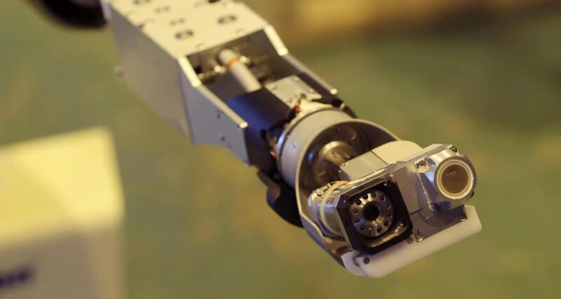 В Японии создали робота-змею для исследования АЭС «Фукусима-2»