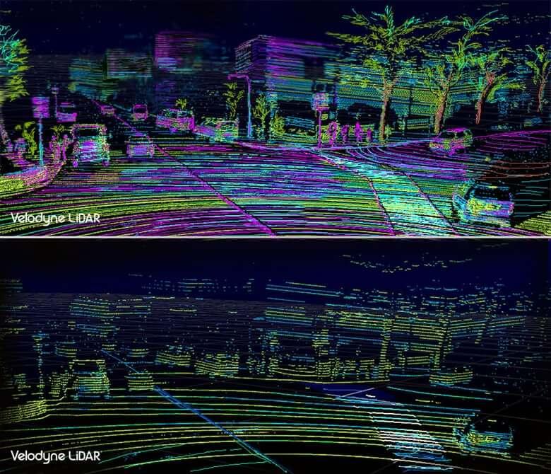 Компания Velodyne в 10 раз улучшит «зрение» беспилотных авто