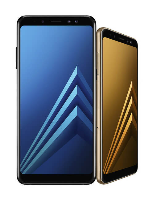 Samsung представила Galaxy A8 (2018) и A8+ (2018). Селфи-камера необычна